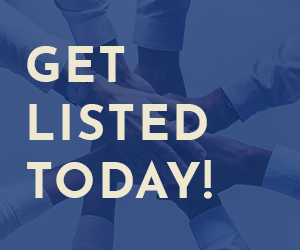 Get Listed Today!